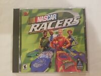 "Fox Kids NASCAR Racers PC CD-ROM Game, ""Get Behind the Wheel"", Original Box"