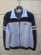 Veste TREVOIS France vintage années 80 gris oldschool jacket jacke giacca 180 L