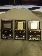 Atari Centipede, Super Breakout, & Asteroids Hand Held Games, Arcade Style 2005