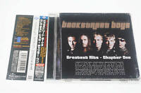 BACKSTREET BOYS/GREATEST HITS CHAPTER ONE ZJCI 10051 CD JAPAN OBI A12566