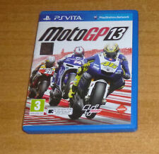 Jeu SONY playstation VITA PSvita - Moto GP 13 (Course)