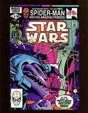 Star Wars #54 Vfnm Simonson Infantino Sk'ar Warlord Aron Princess Leia Lando