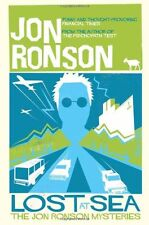 Lost at Sea: The Jon Ronson Mysteries,Jon Ronson- 9781447223917