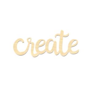 Create Sign-Create Wording-Create Cutout Sign
