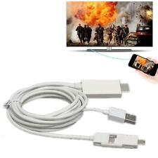Micro USB 5 Pin & 11 Pin MHL to HDMI 1080p HD TV Cable Adapter for Android Phone