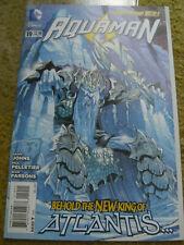 Aquaman #19 New 52 Vf+ condition Dc comics