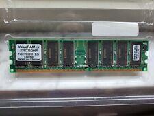 Kingston Kvr333/256R 256Mb - 266 Mhz Ddr Sdram Memory 2.5V