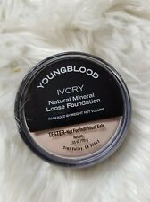 Youngblood Natural Loose Mineral Foundation *Ivory* 10g Brand New