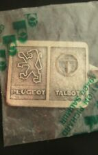 NEUF porte cle Peugeot Talbot ancien vintage tagora solara samba horizon 1510