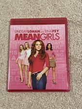 Mean Girls blu ray Pink Case 15th Anniversary
