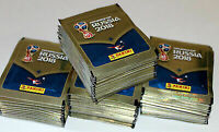 RUSSIA WORLD CUP 2018 PANINI, MEGA SALE 50 PACKETS PER 13.99 USD