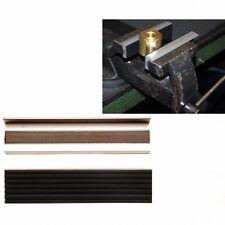 2 Teilig Schraubstock-Schutzbacken, Aluminium, Breite 125mm