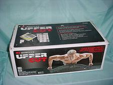 BOWFLEX UPPER CUT Chest Body Workout Bench Push Up Machine Shredder Nautilus NEW