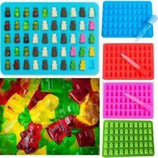 Gummy Maker Cavity Bear Mold Novelty Silicone Chocolate Candy Ice New Tray