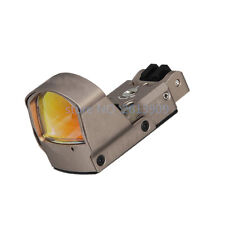 Hot Sale TacticalD-Point Pro Style DP-Pro Red Dot Sight Scope With 3 Mount (tan)