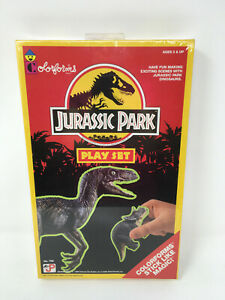 Jurassic Park Colorforms Play Set Brand New Sealed