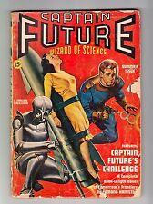 "CAPTAIN FUTURE (Vol. 1#3) Summer 1940 ""Captain Future's Challenge"""
