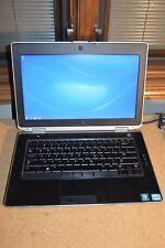 Dell Latitude E6430 Intel Quad Core i7-3720QM 16GB RAM 180GB SSD Win 7 NVS 5200M