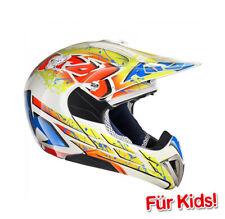 Airoh Helm Mr. Cross Carnival Motorradhelm Sturzhelm MX Moto Cross Enduro