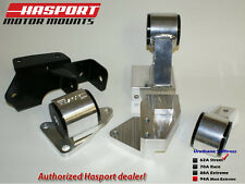 Hasport Mounts 86-89 Integra Swap Mount Kit w/ Cable Trans. for B-Series 62A