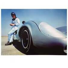 Steve McQueen Lola T70 Plakat