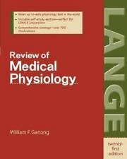Review of Medical Physiology (LANGE Basic Science) Ganong, William F. Paperback