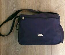 Baby Innovations Wickeltasche Blau Isoliert Windeltasche Viele Fächer Tasche Bag