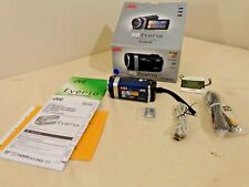HD JVC Everio Camcorder GZ-HM440AU - Dual SD Card Slots - Touchscreen - 32GB SD