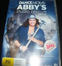 Dance Mom's Abby's Rescue Season One 1 (Australia Region 4) DVD - NEW
