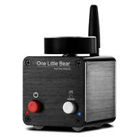 Little Bear G5 Black Class D Amplifier Bluetooth 4.0 Digital Power Amp 50W*2