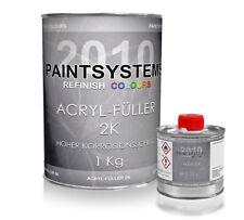 2K Acryl Füller SET weiss 1,25L