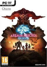 Final Fantasy XIV: A Realm Reborn (PC, 2013) - European Version