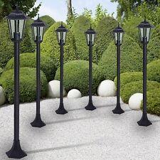 Lampe d'extérieur postes set 6 jardin porche éclairage antique patio allée éclairage ancien