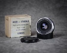 Staeble-LINEOXON 3.5/35mm Objectif grand angle | M39 Paxette | état exceptionnel!
