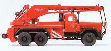 Fire Brigade Crane Truck KW 16 F Magirus 250 D 25 A Preiser 35033
