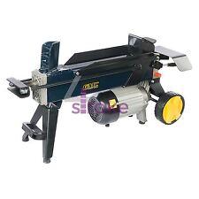 Heavy Duty 1500W Log Splitter 4-Ton Gmls4T Mains Powered Hydraulic Compression