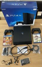 Sony PlayStation 4 Pro 1TB, 2 Controller, 2 Headsets, 2 Spiele nur 1 Tag