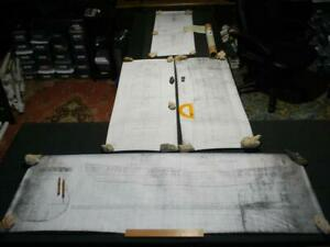 On Her Majesty's Service HMSO Ship Plans 1759 44 GUN HMS PHOENIX for Model/Wall