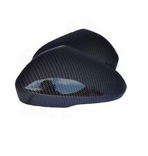 Spiegelkappen Set Carbon-Optik passend für Ford Mondeo 5 Wassertransferdruck