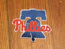 "MLB Philadelphia Phillies Sew/Iron-ON Patches 4.5"" X 4.5"""