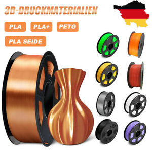 3D Drucker Filament 1kg Rolle PLA TPU ABS PETG PLA+ SILK  1,75mm Printer Spule
