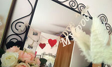 Girlande Terrier Holz Hund I love my dog Weiß Holzgirlande Scotch Garland Sass