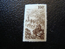 SARRE (allemagne) - timbre yvert et tellier n° 262 n* (A5) stamp