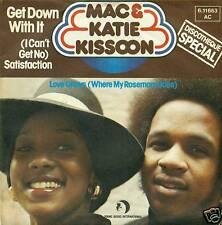 "MAC & KATIE KISSOON - GET DOWN WITH IT 7"" (S1834)"