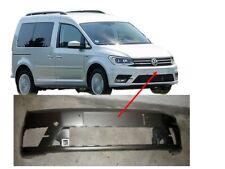 Stoßfänger mit Löcher f.Einparkhilfe vorn f. VW Caddy IV / Kastenwagen und Kombi