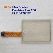 Touch Screen Glass for Allen Bradley PanelView Plus 700 2711P-T7C6D2 2711PT7C6D2