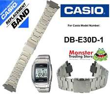 REPLACEMENT CASIO WATCH BAND ORIGINAL ONLY FITS: DB-E30D-1