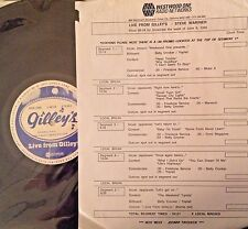Radio Show: LIVE FROM GILLEY'S  STEVE WARINER  6/5/88 LIVE IN CONCERT  13 TUNES
