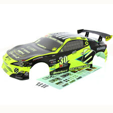 HPI 1/10 E10 Drift MICHELLE ABBATE GRRRACING Touring Car FORD MUSTANG BODY DECAL