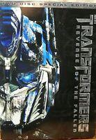 Transformers Revenge of The Fallen 2 Disc PG-13  DVD 1 Hr.39 Min. 2009
